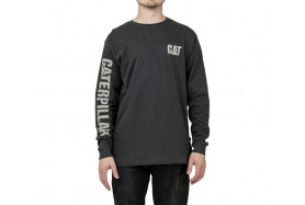 Trademark Banner Long Sleeve Tee