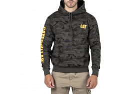 TRADEMARK BANNER HOODED SWEAT