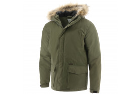 FOUNDATION FUR HOOD PARKA