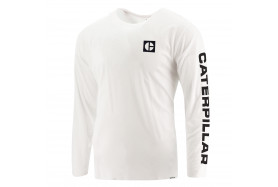 C Block Long Sleeve Tee
