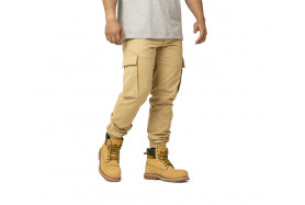 Zip Hem Slim Fit Cargo Pant