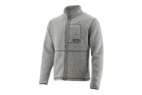 FOUNDATION FZ POCKET FLEECE